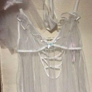 BNWT Victoria's Secret Bridal lingerie size small